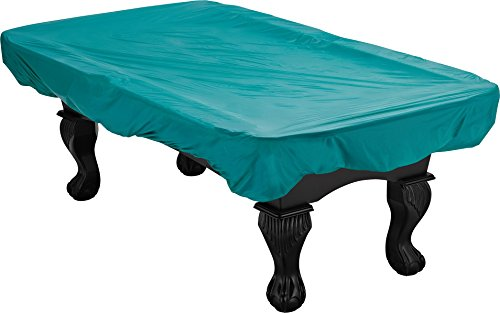 Viper Billiard Pool Table Accessory: Protective Slip Cover, Green, One Size Fits All