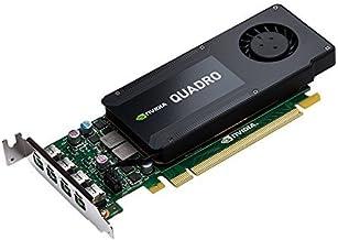 HP NVIDIA Quadro K1200 4GB T/SFF Graphics Cards T7T59AT (Renewed)