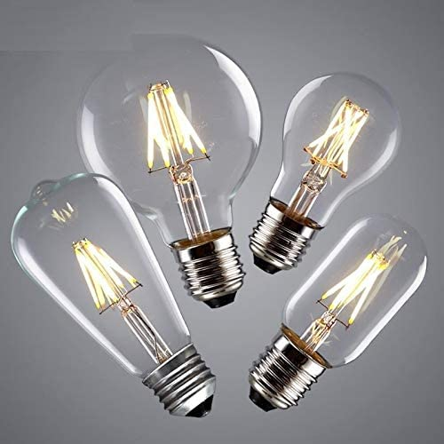 Popular standard HHF LED Bulbs Lamps Light Retro Edison NEW Bulb