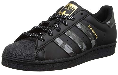 adidas Superstar FU9087 Black Camouflage Gold Negro Size: 40 2/3 EU