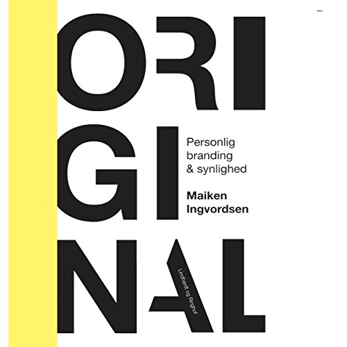 Original: Personlig branding og synlighed audiobook cover art