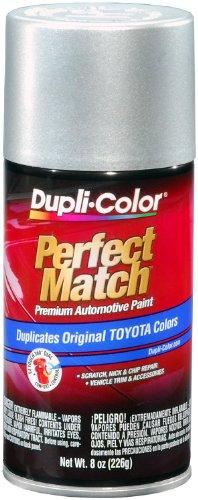 Dupli-Color - EBTY16027 BTY1602 Lunar Mist Silver Metallic Toyota Exact-Match Automotive Paint - 8 oz. Aerosol