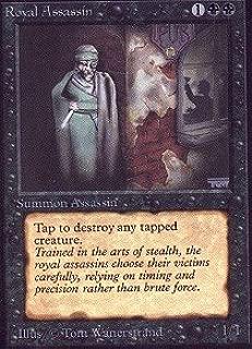 Magic: the Gathering - Royal Assassin - Collectors Edition
