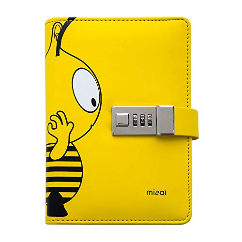 Product Image of the A6 PU Leather Journal
