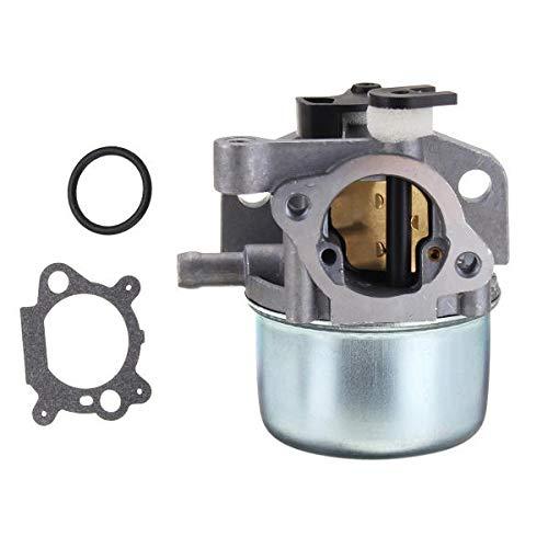 Motorrad-Komponenten 22inch Vergaser Carb-Kit for Briggs & Stratton Toro Craftsman 7.5HP 190cc Motor, einfach zu bedienen.
