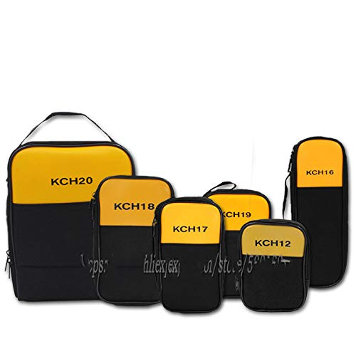 Buy Carry Soft Case Bag KCH12 KCH16 KCH17 KCH18 KCH19 KCH20 Use For Clamp Meter Multimeter KCH16-Ora...