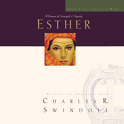 Great Lives: Esther cover art