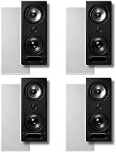 Polk Audio 265ls In-wall Speaker Package (Bundle of 4)