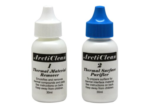 Arctic Silver Arcticlean Thermal Cooling Material Remover and Surface Purifier (ACN-60ML)