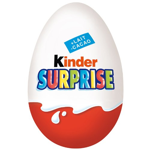 Kinder Surprise (キンダー サプライズ) 20g x 12pcs 【並行輸入品】【海外直送品】