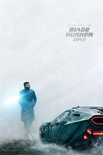 "Posters USA Blade Runner 2049 Ryan Gosling GLOSSY FINISH Movie Poster - FIL414 (24"" x 36"" (61cm x 91.5cm))"