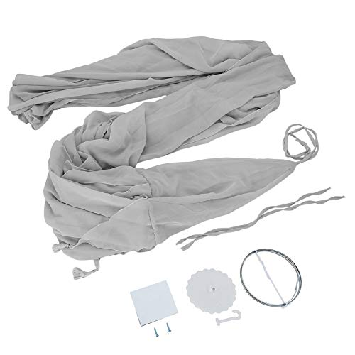 Driehoekige punt-standaard lak-zomer kind-beddengoed-muggennet bed-overkapping.