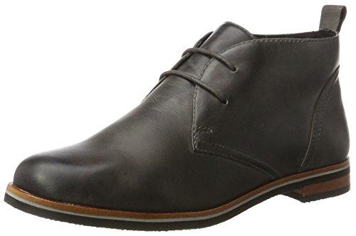 CAPRICE Damen 25100 Chukka Boots, Grau (Anthracite Ant), 37 EU