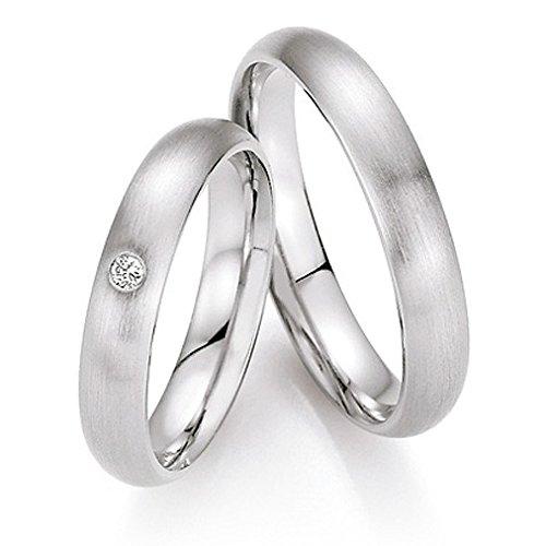 Trauringe Eheringe Verlobungsringe Palladium Paarpreis 05700341