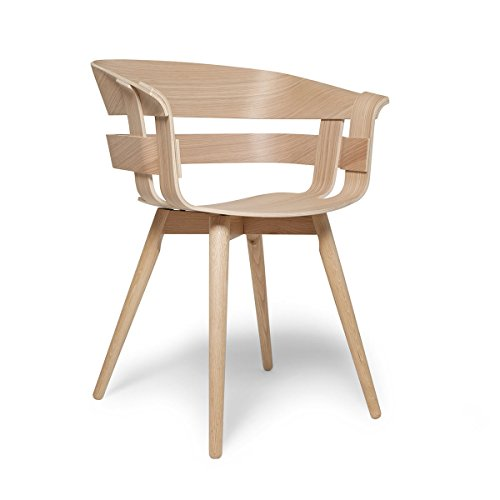 Wick Chair Stuhl Design House Stockholm-Eiche