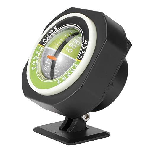 Medidor de Pendiente, medidor de Pendiente de Pendiente de ángulo, inclinómetro de Coche de Alta precisión para Hombres de Camiones
