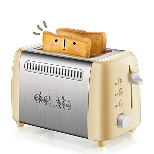 NYKK Tostadores Tostadora tostadora Rebanada del Suelo Hogar Multifuncional Desayuno Pequeña máquina automática Tostadora Calefacción
