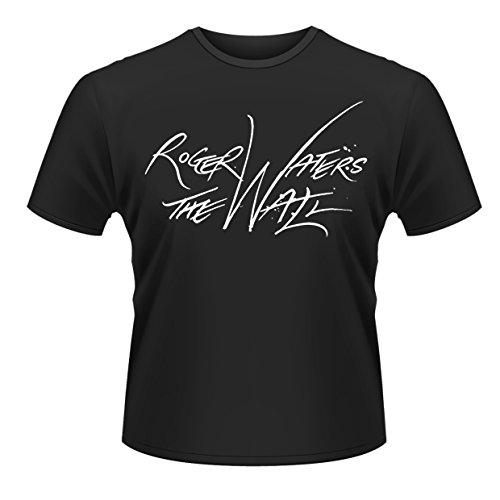 Preisvergleich Produktbild Plastic Head Herren Roger Waters The Wall 1 T-Shirt,  Schwarz (Black),  M