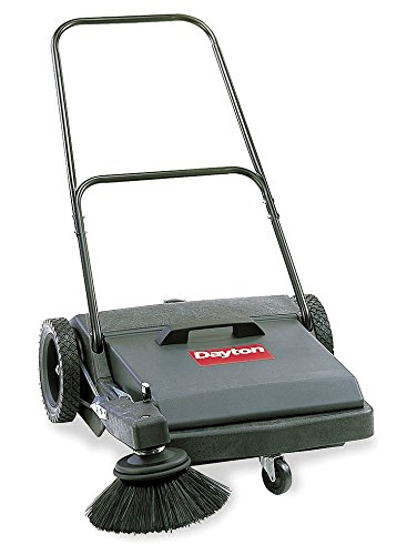 Why Choose Push Sweeper, Walk Behind, 27, 8 gal.