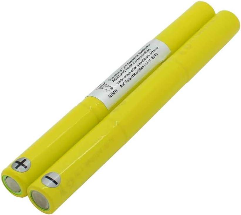 Batería para Soehnle 7741, 7742, 7743, 7744, báscula de cocina 50160506089 tipo 618.010.016