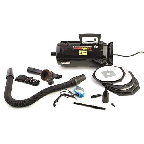 Why Choose METROVAC 120V ESD Safe Vacuum/Blower