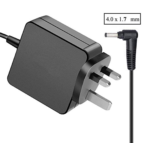 AKmac Power Adapter Lenovo 45W 20V 2.25A Charger for Lenovo-IdeaPad-100S 100 110 110S 120 120S 310 320 510 510S 520 710S Chromebook-N22 N23 N42 Yoga 710 Flex 4 5 Laptop Power-Supply Cord