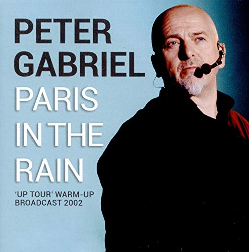 Paris in The Rain Warm-Up Radio Broadcast 2002
