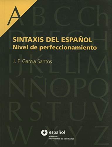 Sintaxis Del Espanol