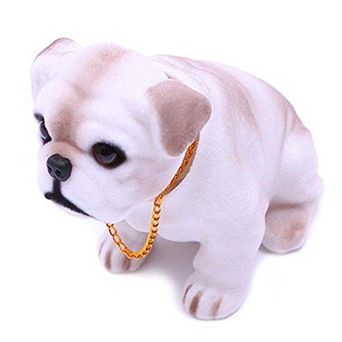 Creative Bobbleheads Toy Dog / Décoration de voiture (Multicolor)
