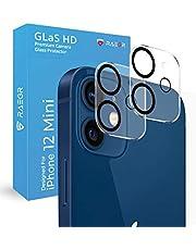 RAEGR iPhone 12 Series Camera Lens Protector, Tempered Glass Camera Lens Screen Protector/Screen Guard Designed for iPhone 12 Mini Series