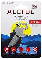 KeySmart ALLTUL マルチツール キースマート 多機能 ツール キーチェーン 【 国内正規品 】 (Wolf)