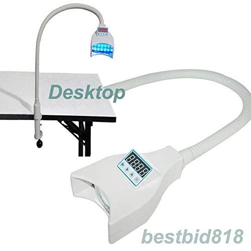 DiLiBee Pro-Serie Zahnaufhellung Zahnbleichmaschine Mobile Teeth Whitening Machine Lampe Bleichen LED Light Accelerator LED-Anzeige 465nm-470nm 110V