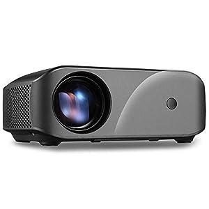 AI LIFE Video proyector WiFi inalámbrico Bluetooth 6000 Lumen ...