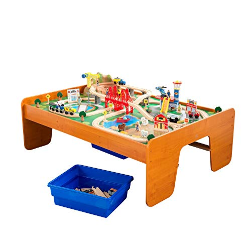 Hot Sale KidKraft Ride Around Train Set and Table