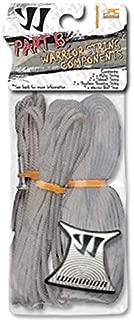 Warrior Lacrosse Part B String Kit 5 Pack (White)