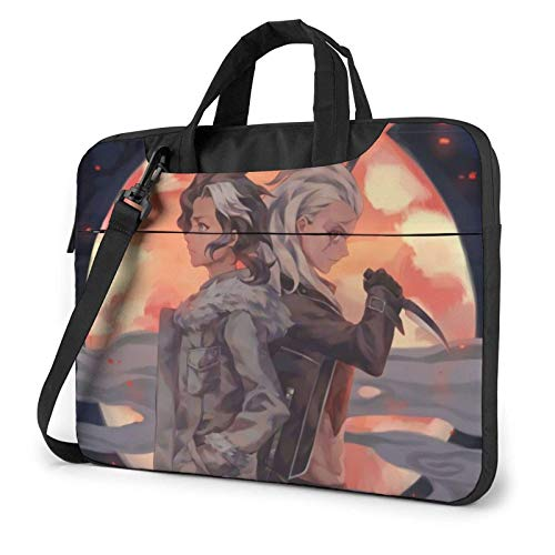 XCNGG Sirius The Jaeger Fashion Shoulder Shockproof Laptop Bag Laptop Sleeve Case Ultra-Slim Laptop Computer Pouch Bag 14 inch