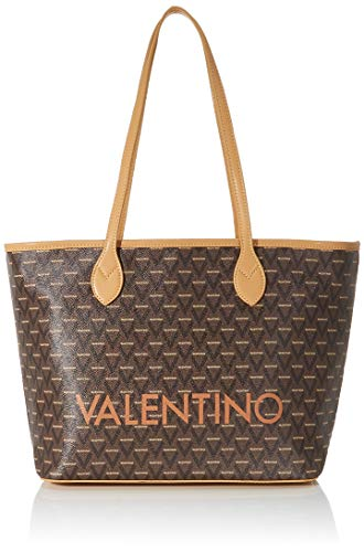 Mario Valentino dam Liuto tote, 15 x 29 x 39 cm, Brun (Cuoio flerfärgad) - 15x29x39 cm (B x H x T)