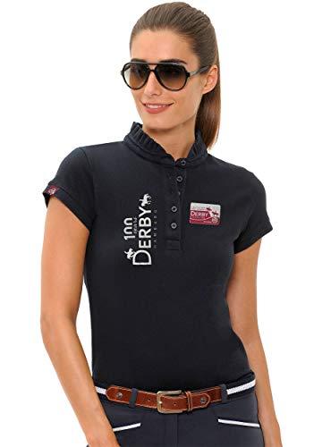SPOOKS Derby Polo Women 2020 (Farbe: Navy; Größe: M)