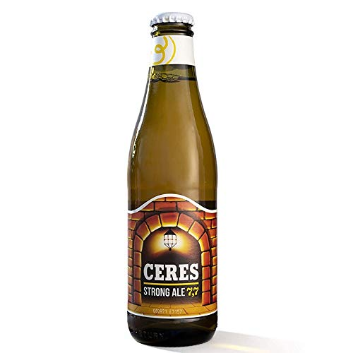 Cerveza Ceres Strong Ale Caja de 24 bottellas x 0,33 lt.
