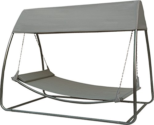 SORARA Hammock | 2 Persons | 41 kg | Incl. Mosquito Net | for Outdoor, Patio, Garden and Backyard