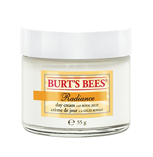 Burt's Bees Radiance Day Cream with Royal Jelly Tagescreme, 1er Pack (1 x 55 g)