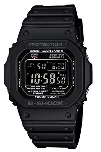 Solar Digital Watch GW-M5610-1BJF Men corresponding radio station World 6 G-SHOCK Watch Multiband6 CASIO [Japan Imports]