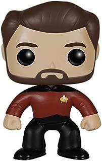 Funko POP TV: Star Trek The Next Generation - Will Riker Action Figure