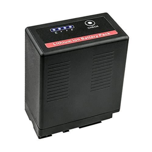 Kastar 1-Pack VW-VBG6 Pro Battery Replacement for Panasonic VW-VBG6 VW-VBG6GK VW-VBG6-K VW-VBG6PPK, CGA-E625 Battery, DE-A38, VSK0631, VSK0698 Charger, Panasonic AG-AC7 AF105 AC130 AC160 HMR10 HSC1U