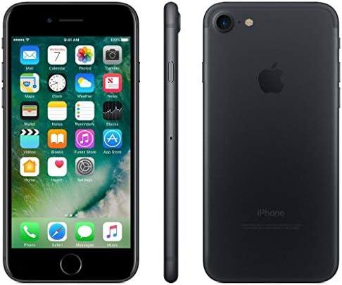 Apple iPhone 7 128GB – Black – AT&T (Renewed)