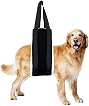 HNYG 30-120 lbs Dog Lift Harness Sling for Rear Legs Helps Elderly Dogs with Reduced Mobility, Soft Lining Dog Sling, K9 S...