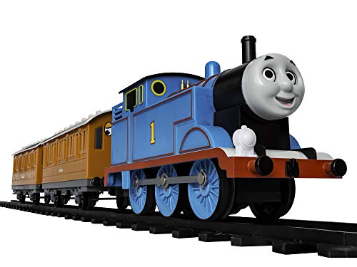 Lionel Thomas & Friends Ready-to-Play Set, Battery-powered Model Train Set with Remote