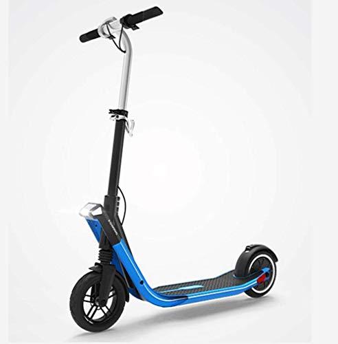 GJJSZ Vélo Pliant électrique Portable pour Les déplacements et Les Loisirs,vélo Unisexe à...
