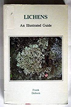 Paperback Lichens Book
