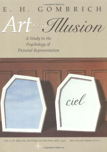 Art and Illusion: A Study in the Psychology of Pictoral Representation (Bollingen Series)の詳細を見る